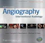 ABRAMS' ANGIOGRAPHY : INTERVENTIONAL RADIOLOGY; THIRD EDITION