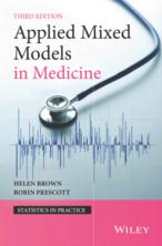APPLIED MIXED MODELS IN MEDICINE; THIRD EDITION